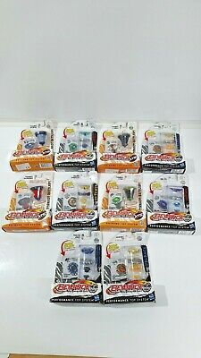£189.99 • Buy 10 X Beyblade Metal Masters + XTS Collectable Toys - NEW And SEALED! **RARE**