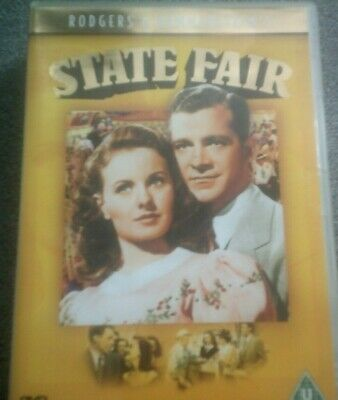 £1.99 • Buy Rodgers And Hammerstein's State Fair*dvd*classic Musical Movie Film*family*