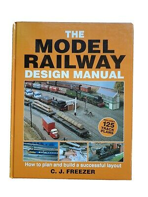 £5.50 • Buy The Model Railways Design Manual C J Freezer Plan And Build A Successful Layout