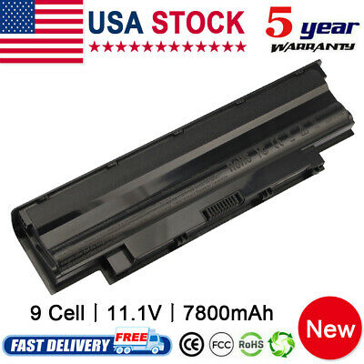 $22.99 • Buy Battery J1KND For DELL Inspiron 3520 3420 M5030 N5110 N5050 N4010 N7110 13R 14R