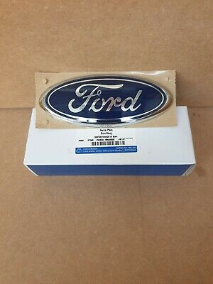 £31.99 • Buy Ford Fiesta St150 / Zetec-s Mk6 Front Ford Grille Badge Genuine Ford 1779943