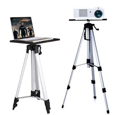 AU43.92 • Buy 4-Level Height Projector Tripod Stand Holder Removal Tray Fr Laptop DV Camcorder