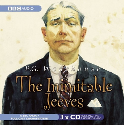 £8.10 • Buy The Inimitable Jeeves (BBC Radio Collection), Wodehouse, P. G., Good Condition B