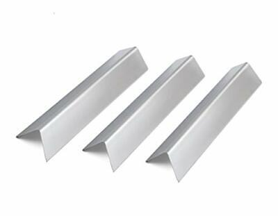 $ CDN41 • Buy Gas Grill 3 Flavorizer Bars Stainless Steel Plates BBQ Parts Weber Spirit E-210
