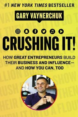 AU10.84 • Buy Crushing It!: How Great Entrepreneurs Build Their Business And Influence-