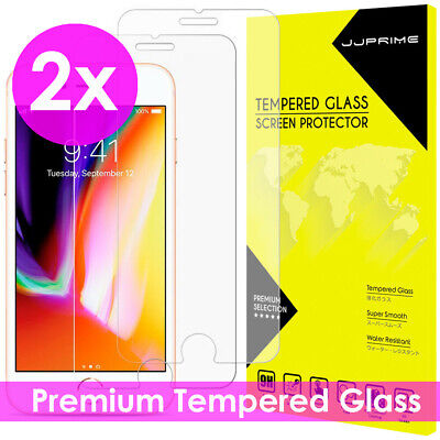 £1.69 • Buy Gorilla Tempered Glass Screen Protector For Apple Watch IPhone 5 6 7 8 Plus SE