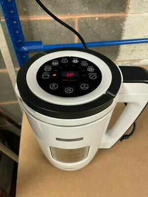 £49.99 • Buy Morphy Richards 501020 Total Control Soup Maker White 1.6L FREE POSTAGE