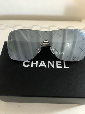 £190.45 • Buy Sunglasses Chanel Polarized New With Box And Case