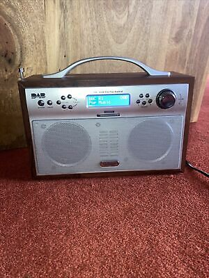 £24.99 • Buy Technika DAB 206 Radio With Power Cable Tested And Working