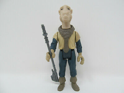 $ CDN45.14 • Buy Yak Face Reproduction Vintage-style Star Wars Action Figure W/ Weapon Yakface 4