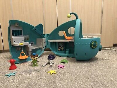 £39.99 • Buy Octonauts Midnight Zone Gup A Toy Figure Playset With Figures & Creatures Bundle