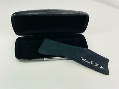 £13.94 • Buy Gianfranco Ferre Sunglasses Glasses Hard Case LIMITED EDITION 100% AUTHENTIC