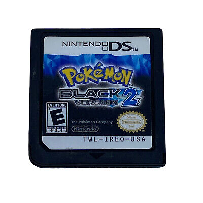 $129.99 • Buy Pokemon: Black Version 2 (Nintendo DS, 2012) Cartridge Only Authentic Tested