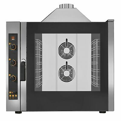 £1250 • Buy Tecnoeka Electric Combi Steam Commercial Professional Oven - 6 Trays