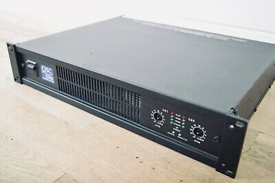 $ CDN364.35 • Buy QSC CX702 2 Channel Power Amplifier In Very Good Condition (church Owned)