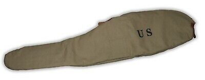 $35 • Buy  WW2 Reproduction US M1 Carbine Fleece Lined Canvas Carrying Case Shade #3 Or #7