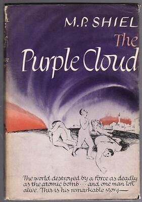 $30 • Buy The Purple Cloud By M.P. Shiel (First World Publishing Edition)
