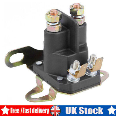 £8.69 • Buy 12V 4-pole Starter Solenoid Relay For BRIGGS STRATTON Motorboat Lawn Mower UK