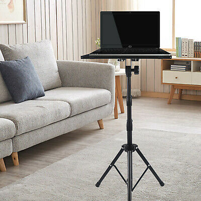 AU48 • Buy Projector Tripod Stand Computer Rack Bracket Stand Holder 180 Degree Adjust+Tray