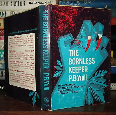 £35.89 • Buy Yuill, P. B.  THE BORNLESS KEEPER  1st Edition 1st Printing