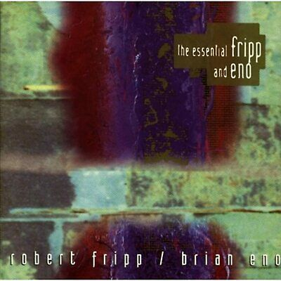 £8.94 • Buy Robert Fripp / Brian Eno – The Essential Fripp And Eno (CD)