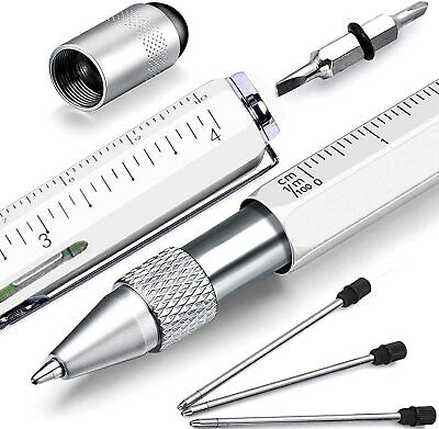 £11.99 • Buy Multi Tool Pen Gifts For Men, Present For Dad Gadgets Gifts For Him Funny Gifts