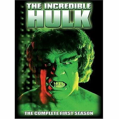 £5.05 • Buy The Incredible Hulk: The Complete First Season [DVD]