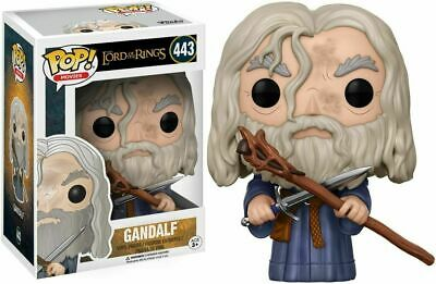 £12.99 • Buy Funko Pop! Movie: Lord Of The Rings - #443 Gandalf Vinyl Action Figures Gift Toy