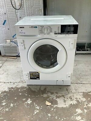 £410 • Buy Zanussi Z716WT83BI Integrated 7Kg/4Kg Washer Dryer A Rated UK DELIVERY #RW24122