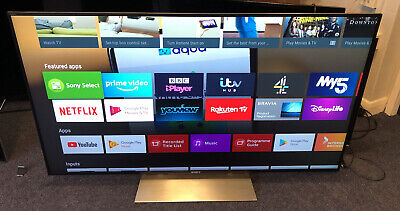 """£500 • Buy Sony KD-55XD8599BU 4K HDR Android Smart LED TV 55"""""""
