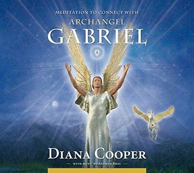 £11.57 • Buy Meditation To Connect With Archangel Gabriel (Angel & Archangel Meditations), Co