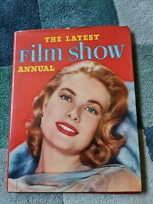 £8.90 • Buy The Latest Film Show Annual 1956 Grace Kelly Cover Photos Hollywood Stars Movies