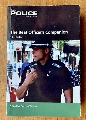 £27.99 • Buy Beat Officer's Companion 2008/2009 (Police) Paperback Book
