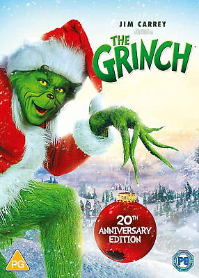 £6.01 • Buy How The Grinch Stole Christmas [DVD] [2000]
