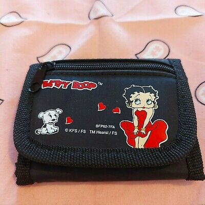 £3.50 • Buy Ladies Small Very Cute Wallet/coin Purse By Betty Boop [002]