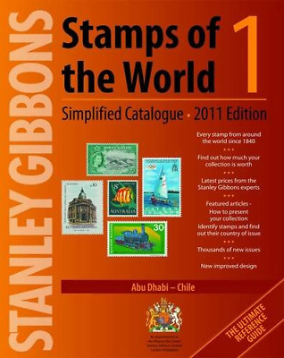 £232.32 • Buy Stanley Gibbons Stamps Of The World 2011: V. 1-6: Simplified Catalogue, , Good C