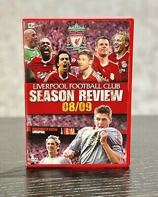 £10.90 • Buy Liverpool Fc: Season Review 2008/2009 (2009) - Played Once Mint Condition