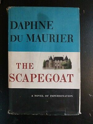 £8.29 • Buy The Scapegoat By Daphne Du Maurier - A Novel Of Impersonation