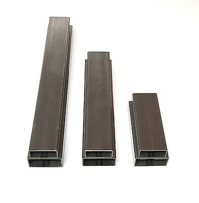 £22.95 • Buy Mild Steel Box Rectangle Section Grade ERW Metal Tube Various Sizes And Lengths