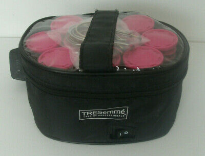 £16.99 • Buy Tresemme 10 Travel Heated Rollers + Pins