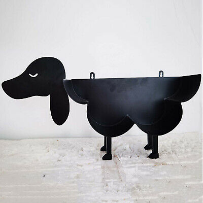AU27.04 • Buy Toilet Paper Holder Free Standing Wall Mount Storage Stand Roll Holders Dog