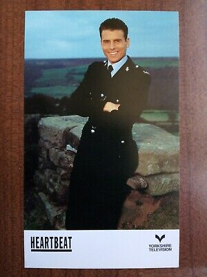£6.99 • Buy JASON DURR *Mike Bradley* HEARTBEAT NOT SIGNED CAST CARD FREE POST
