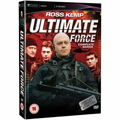 £6.29 • Buy Ultimate Force - Complete Series [DVD]