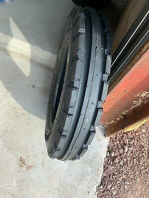 £75 • Buy 6.00 X 16 FRONT TRACTOR TYRE 3 RIB TRACTOR FRONT TYRE 600 X 16 MASSEY FORDSON