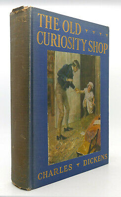 £65.86 • Buy Charles Dickens THE OLD CURIOSITY SHOP 1st Thus 1st Printing