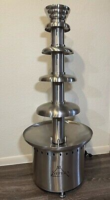 """£944.45 • Buy Sephra 44"""" Commercial Chocolate Fountain CF 44 - Free Shipping!!"""