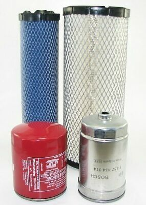 $116.99 • Buy Filter Kit For Mahindra Tractor - 4025-4525 Less Hydraulic Filter