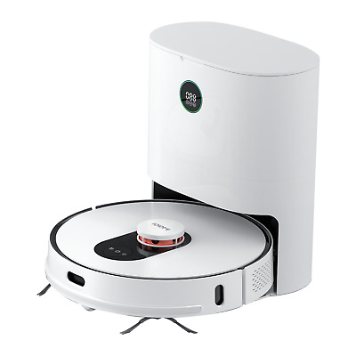 View Details Xiaomi Eve Plus Robot Vacuum Cleaner With Laser Navigation And Large Dust Collec • 389.97£