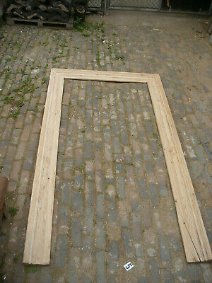 £80 • Buy Large Reclaimed Victorian Stripped Pine Architrave Set.