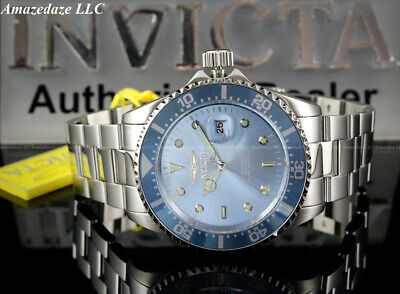 $79.99 • Buy NEW Invicta Men's Pro Diver SUBMARINER BLUE DIAL Stainless Steel 200 M Watch